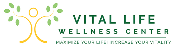 Vital Life Wellness Center Logo