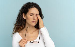 5 Fibromyalgia Eye Problems You Should Know About